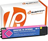 Bubprint Druckerpatrone kompatibel für HP 973X XL HP973X F6T82AE für PageWide Pro 452DN 452DW 452DWT 477DN 477DW 477DWT 552DW 577DW 577Z Magenta/Rot