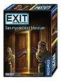 Kosmos Spiele 694227 - Exit - Das Mysteriöse Museum