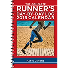 Complete Runner\'s Day-by-Day Log 2019 Diary