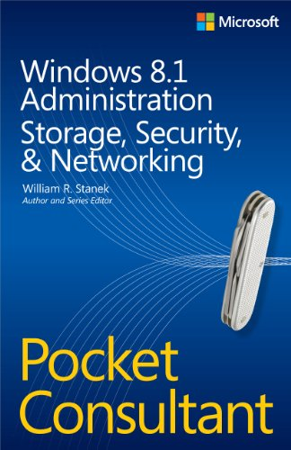 Windows 8.1 Administration Pocket