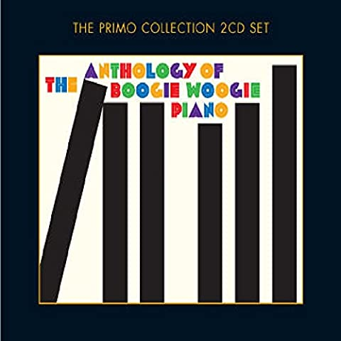 Anthology Of Boogie Woogie Piano