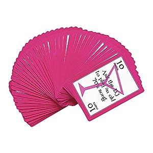 WIDMANN 8857C?52Parte Tarjetas con Tarjeta de Actividades, Juegos