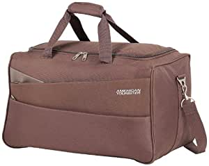 American Tourister X - Bag Classic 1 Polyester 55 cms Travel Duffle (Brown) (40X (0) 03 028)