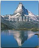 SCHWEIZ - Ein Premium***-Bildband in stabilem Schmuckschuber mit 224 Seiten und über 340 Abbildungen - STÜRTZ Verlag - Reinhard Ilg (Autor)