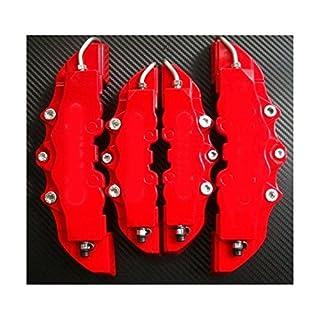 Arspeed Bk125 Bremsabdeckungen Rot