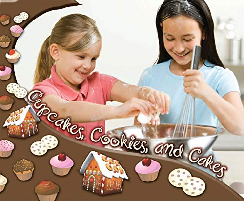 Cupcakes, Cookies, and Cakes (Creative Crafts For Kids) (English Edition)