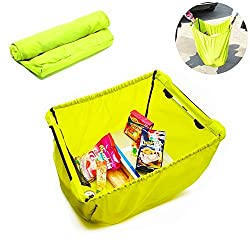 USUNO Durable Nylon Shopping Bag - Hand Bag - Storage Bag - Camping Bag for Shopping and Outdoors Activity.