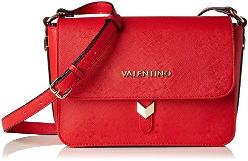 Valentino by Mario Valentino - Lily, Borsa a spalla Donna Rosso (Rosso)