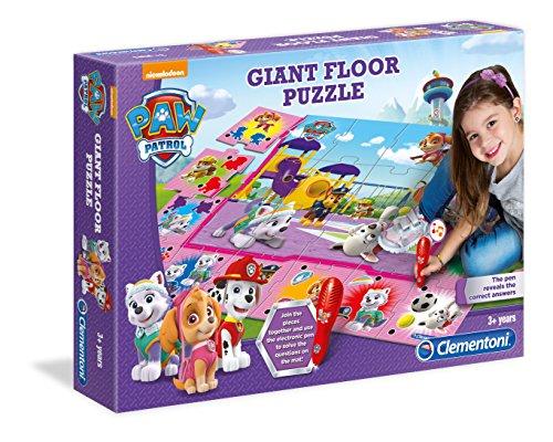 Clementoni 157.035,5cm Paw Patrol Mädchen Giant Floor Puzzle