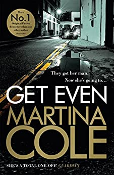 Get Even by [Cole, Martina]