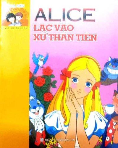Alice nel Paese delle Meraviglie Vietnamese/Inglese Libro bilingue per Bambini