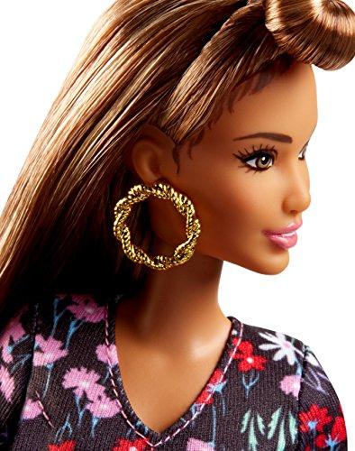 Barbie-Mueca-Fashionista-Rosey-Romper-Mattel-FJF38