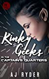 Kinky Geeks - In The Captain's Quarters (English Edition)