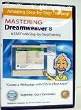Produkt-Bild: Learn Dreamweaver 8 Step-by-step Training Tutorial