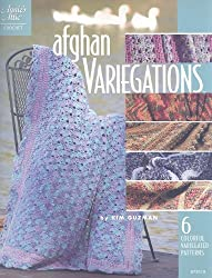 Afghan Variegations (Annie's Attic: Crochet) by Kim Guzman (2009-03-06)