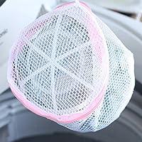 QHGstore Zip sacchetto della lavata di lavaggio della biancheria della