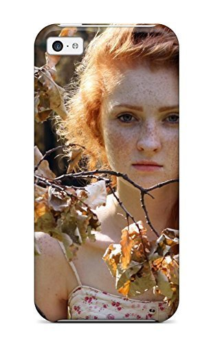 high-quality-shock-absorbing-case-for-iphone-5c-autumn-fairy-branches-leafs-rust-freckles-redhead-tr