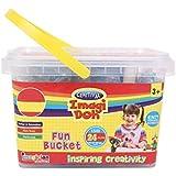 Craftival Imagi Doh - CRAF-CID028 Fun Bucket 15 GMS X 24 (360 GMS)