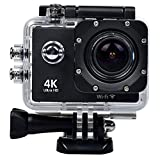 #9: Wi-Fi 4K Waterproof Sports Action Camera - 4K Ultra HD, 16MP,2 inch LCD Display, HDMI Out, 170 Degree Wide Angle