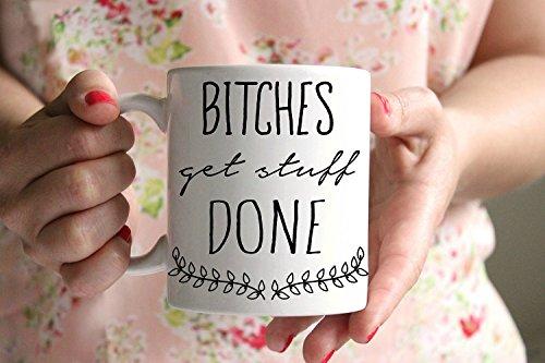 bitches-hacer-cosas-funny-tazas-de-caf-para-trabajo-de-para-mujer