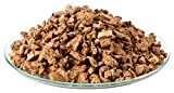 1 Liter Korkgranulat, GROB (4-12 mm) (Kork-Substrat, Kork-Schrot) für Terrarien (Reptilien), Terrariensubstrat (Späne, Einstreu, Bodengrund) oder Dekoration/Modellbau