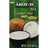 Aroy-D - Lait de Coco 250Ml