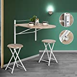 3PCS Wall Mounted Drop Leaf Portable Folding Kitchen - Best Reviews Guide