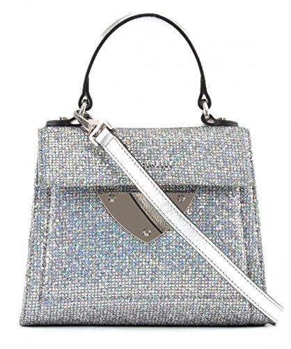 Glitter 5577 Coccinelle Mini B14 Silver Minibag qwqHxAEf