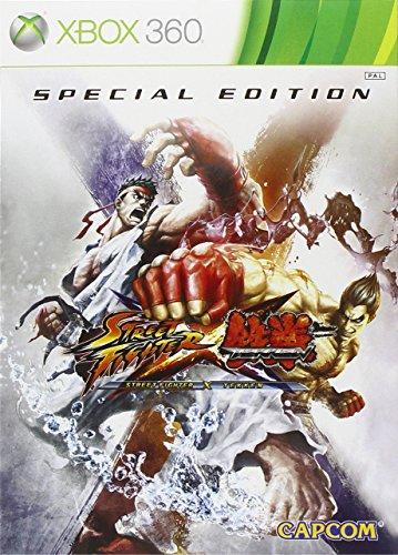 STREET FIGHTER X TEKKEN - SPECIAL EDITION X-360 (Fighter X 360 Für Tekken Street Xbox)