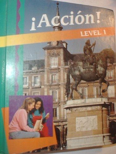 Accion: Level 1 (Spanish Edition) by Vicki Galloway (1998-01-01)