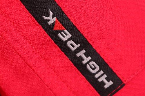 High Peak Beaufort Veste doublée pour femme Rouge - Rouge