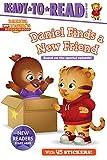 Daniel Finds a New Friend (Daniel Tigers Neighborhood: Ready to Read, Ready to Go)