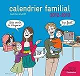 Calendrier familial Doctissimo - De septembre 2012 à décembre 2013