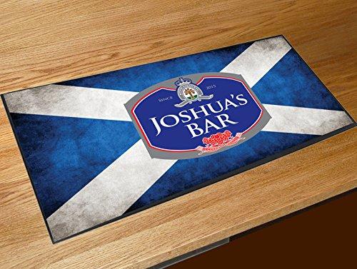 tische Flagge Namen Bar Runner Zähler (Personalisierte Tischläufer)