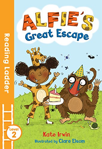 2 Escape Ladder (Alfie's Great Escape (Reading Ladder, Level 2))