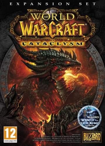 World of Warcraft: Cataclysm Expansion Pack (PC/Mac DVD) [Importación inglesa]