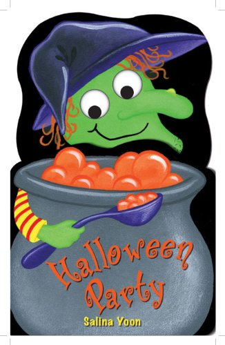 Halloween Party (Salina Yoon Books)