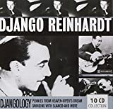Django Reinhardt - Djangology (10 CD Set)