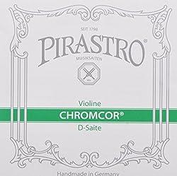 Pirastro Violin String, Chromcor - D