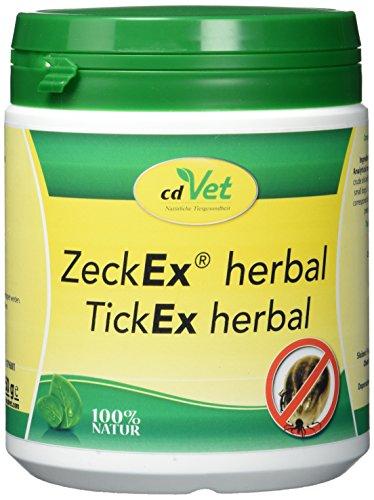 cdVet Naturprodukte ZeckEx herbal 250 g