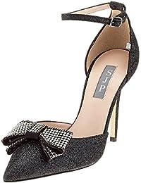 SJP by Sarah Jessica Parker Women's Encore Ankle Strap Heels