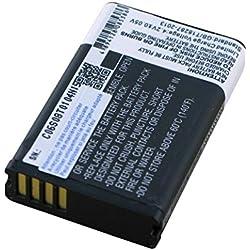 Batterie pour GARMIN ALPHA 100, 3.7V, 2200mAh, Li-ion