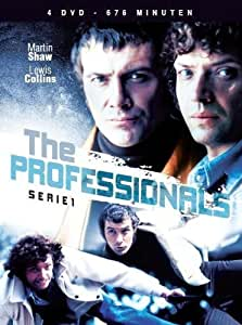 The Professionals: Series 1