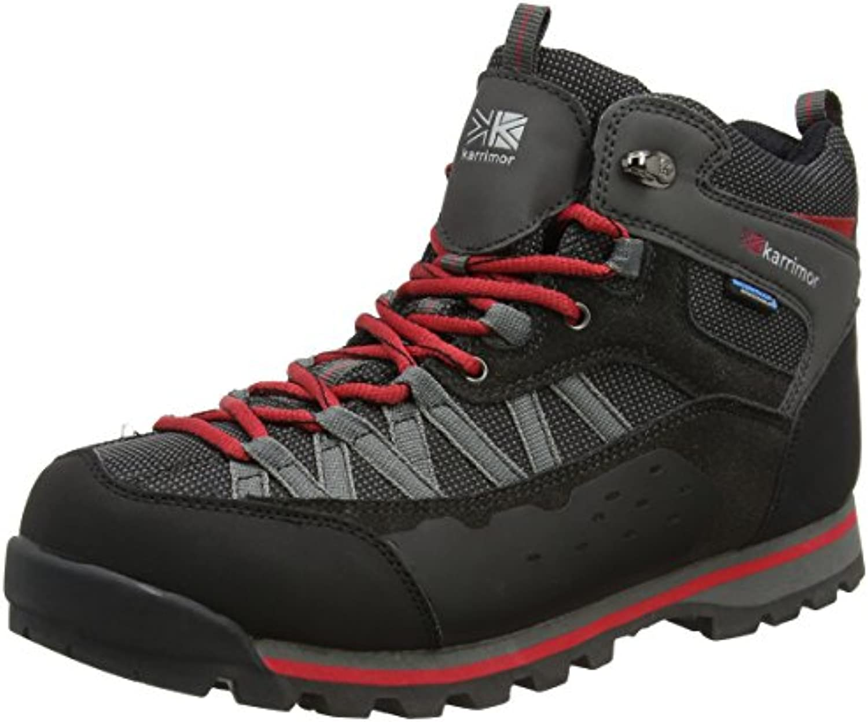 Karrimor Mens Mid Spike 2 Weathertite Hiking Walking Boots
