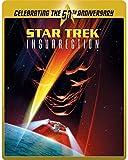 Star Trek 9 - Insurrection (Limited Edition 50th Anniversary Steelbook) [Blu-ray] [2015] UK-Import, Sprache-Deutsch, Englisch...