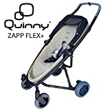Quinny 1398995000 Zapp Flex Plus Buggy, black on sand, beige