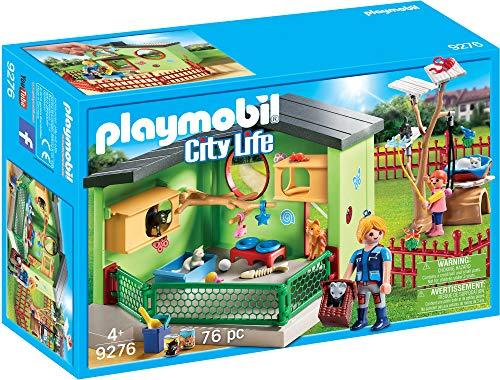 Playmobil- Refugio para Gatos Juguete