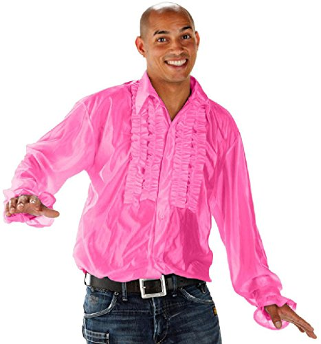 Folat 21962 - Disco Shirt, M/L, -