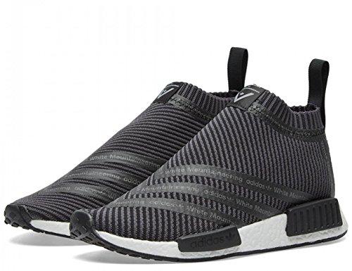 Adidas x White Mountaineering NMD CS1 City Sock PK Primeknit Black Trainer Size 7.5 UK