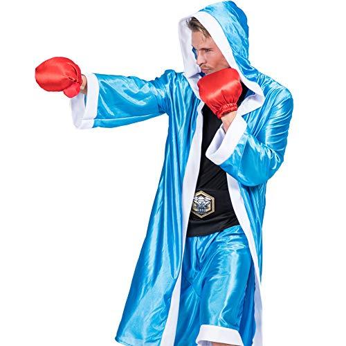 Männer Halloween Party Kleid, Boxer Cosplay Kostüm Ball Cosplay ()